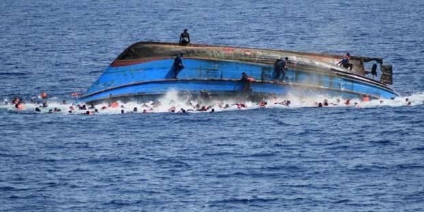 Naufrage d'un bateau de migrants en Egypte: le bilan monte à 168 morts - La Libre