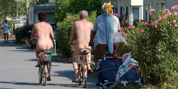 Paris va expérimenter le naturisme - La Libre