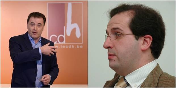 Le CDH fait appel à un ex-Ecolo pour sa com' - La Libre