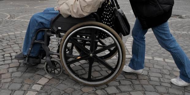 Personnes handicapées: les demandes simplifiées via un lien électronique - La Libre