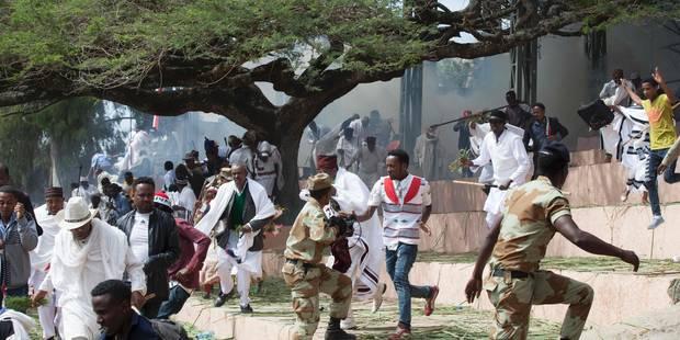 Ethiopie: 52 morts dans un mouvement de foule lors d'un festival - La Libre