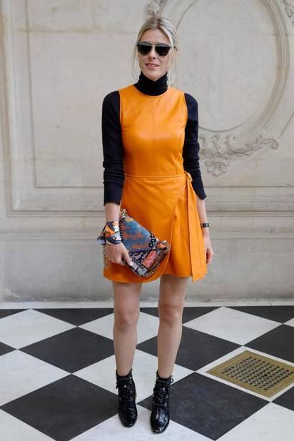 Sofie Valkiers chez Dior
