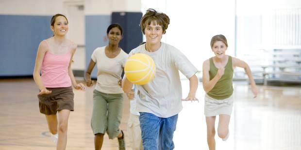 Des cours de gym mixtes en secondaire? Vous êtes nombreux à nous avoir donné votre avis - La Libre
