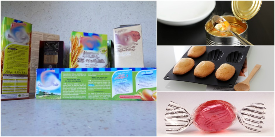 Les emballages contamineraient-ils nos aliments? - La Libre