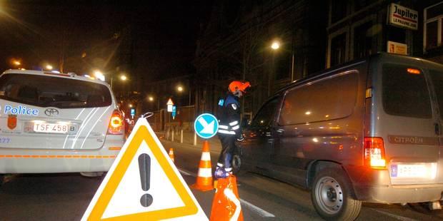 Nuit européenne sans accident: 85% des automobilistes n'ont pas dépassé la limite d'alcool - La Libre