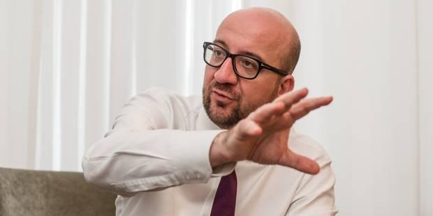"""Michel : """"La Belgique ne peut juridiquement signer le CETA sans accord de la Région wallonne"""" - La Libre"""