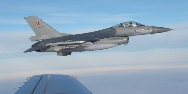 L'ambassadeur russe n'a pas apporté la preuve d'un bombardement d'un F-16 belge en Syrie - La Libre