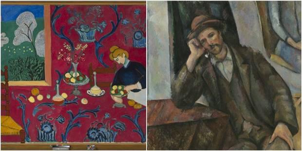 La collection la plus mythique de l'Art moderne - La Libre