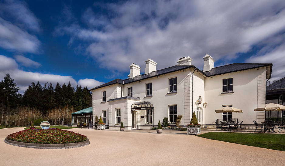 9. The Lodge at Ashford Castle, Cong (comté de Mayo, Irlande)