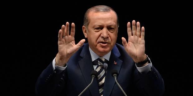 Turquie: le rétablissement de la peine capitale va être soumis au Parlement - La Libre