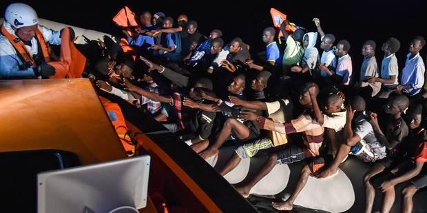 Mort de migrants en mer: MSF accuse l'UE de se voiler la face - La Libre