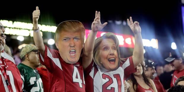 Le vainqueur des élections américaines ne sera ni le plus compétent ni le plus légitime - La Libre