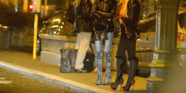 Prostitution: La ville de Bruxelles ne peut plus taxer le racolage - La Libre