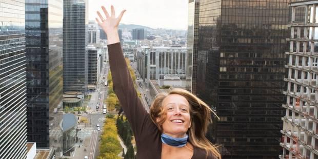 Cent Bruxelloises qui adorent à fond leur ville - La Libre
