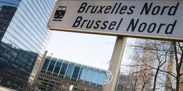L'Office des Étrangers et la police ont mené des contrôles à la gare de Bruxelles-Nord - La Libre