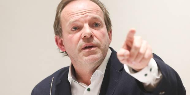 Yves Ghequiere sera proposé comme bourgmestre de Linkebeek - La Libre