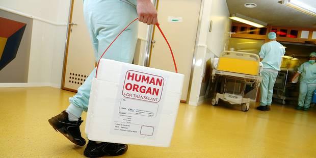 On manque toujours de donneurs d'organes - La Libre