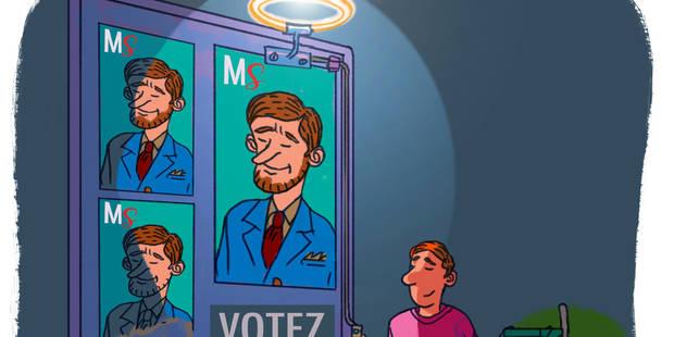 L'éthique en politique, c'est votre affaire ! (OPINION) - La Libre