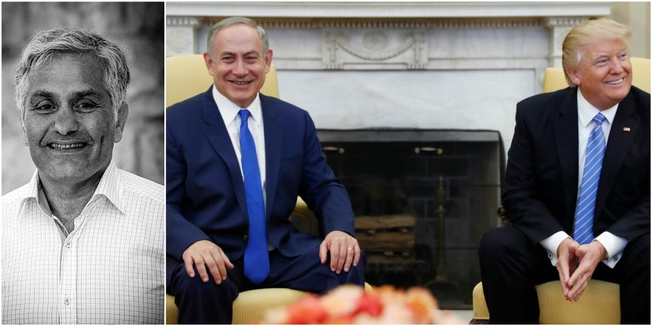 """""""Je redoute un Etat dans lequel les Palestiniens seraient des citoyens de seconde zone"""" - La Libre"""