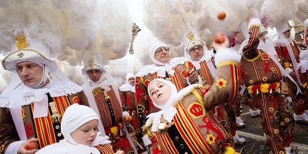 Le carnaval de Binche: Traditionnel, populaire, humain et hors norme (PHOTOS) - La Libre