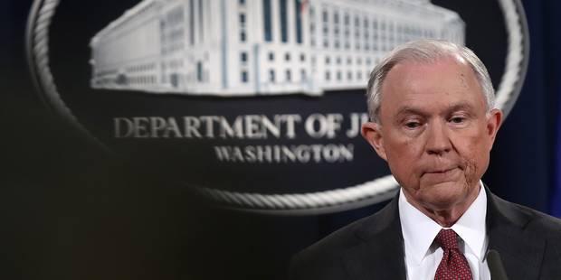 Qui est Jeff Sessions, l'inflexible éminence grise de Donald Trump? (PORTRAIT) - La Libre