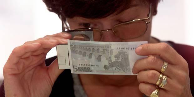 Des commerçants mouscronnois et tournaisiens piégés par des faux billets de cent euros - La Libre