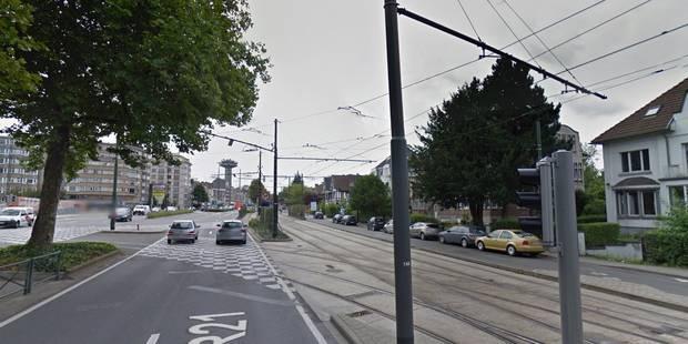 Un tram déraille à Schaerbeek près de la place Meiser: la circulation rétablie - La Libre