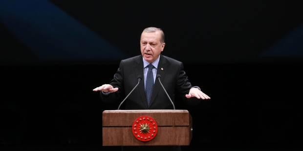 La crise entre la Turquie et l'Europe n'en finit pas de s'envenimer - La Libre