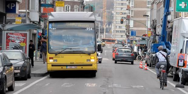 Repenser les bus liégeois en vue du tram et du REL - La Libre