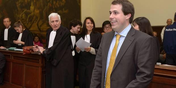 L'ex-député Laurent Louis comparaîtra devant la cour d'appel lundi - La Libre