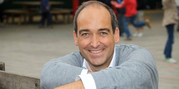 L'ancien présentateur du JT de RTL Gregory Willocq rejoint pharma.be - La Libre