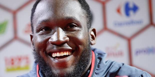 Diables Rouges: Romelu Lukaku veut continuer à battre des records (VIDEO) - La Libre