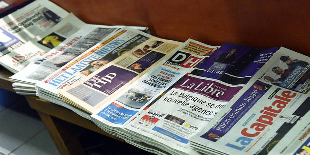 Le Conseil de déontologie incite les médias à la prudence - La Libre