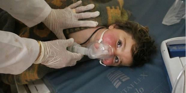 Attaque chimique en Syrie: l'ONU entame un projet de résolution - La Libre