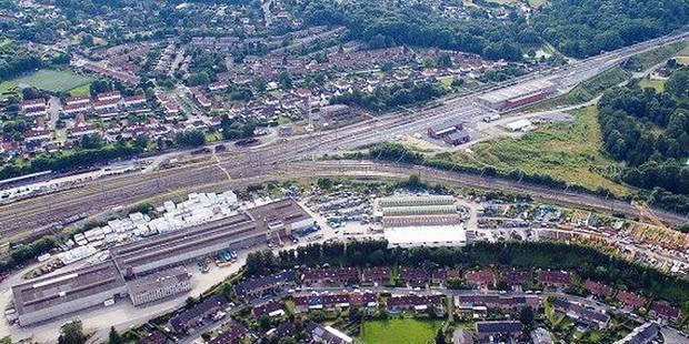 Un écoquartier près de la gare d'Ottignies - La Libre