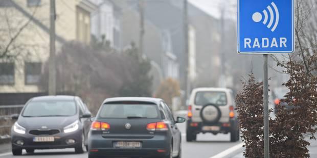 Un marathon de contrôles de vitesse prévu le 19 avril - La Libre