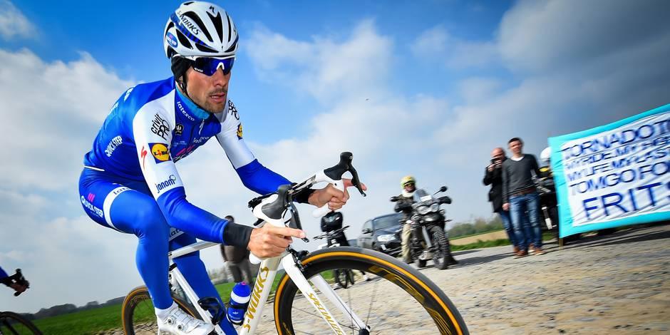 Boonen à Roubaix : Les cinq raisons d'y croire très fort - La Libre