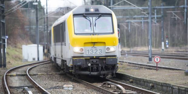 Retour à une circulation des trains normale entre Bruges et Aalter - La Libre