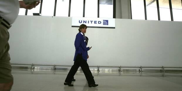 United présente ses excuses au passager expulsé d'un de ses avions - La Libre