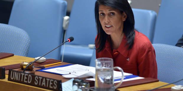 """Syrie: les Etats-Unis """"prêts à contribuer à mettre fin à ce conflit"""" - La Libre"""