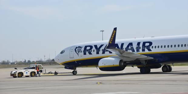 La dernière folie Ryanair : un vol à 175 euros pour New York ! - La Libre