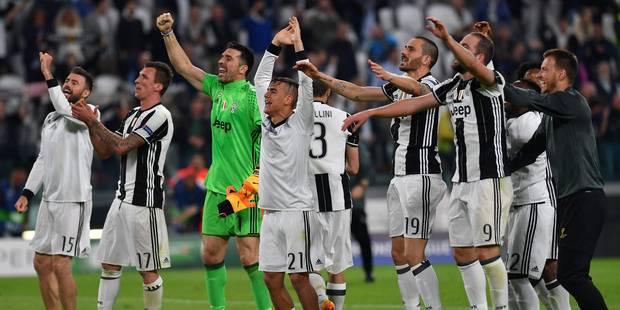La Juventus élimine facilement Monaco et file en finale (VIDEO) - La Libre