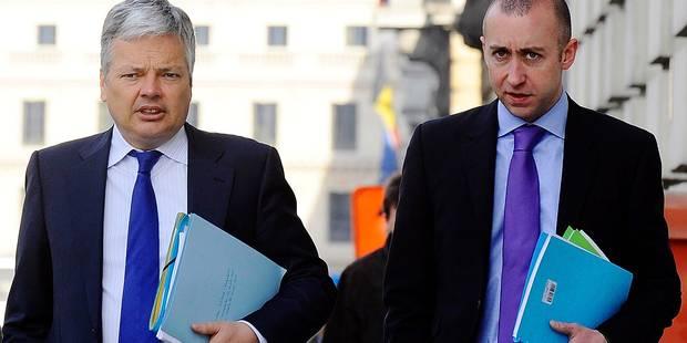 L'ombre du Kazakhgate s'éloigne de Didier Reynders - La Libre