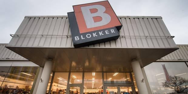 Un cinquième Blokker sauvé de la fermeture - La Libre