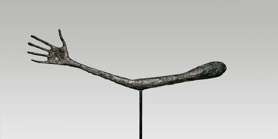 Tout le génie de Giacometti - La Libre