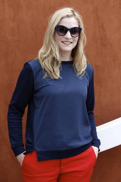 La comédienne belge Natacha Régnier.