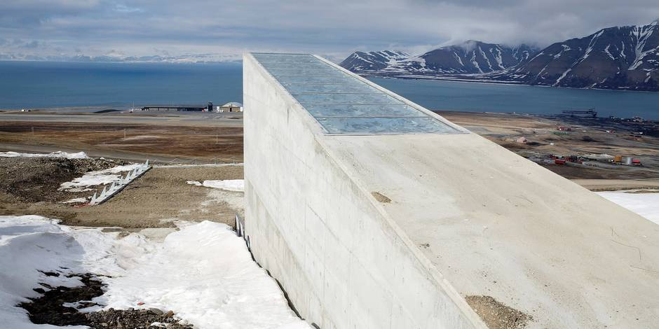La Réserve mondiale de semences inondée en Arctique: Mais à quoi sert-elle? Pourquoi cette inondation? - La Libre