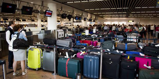 Alerte à la bombe à Brussels Airport: Les mesures de sécurité levées - La Libre