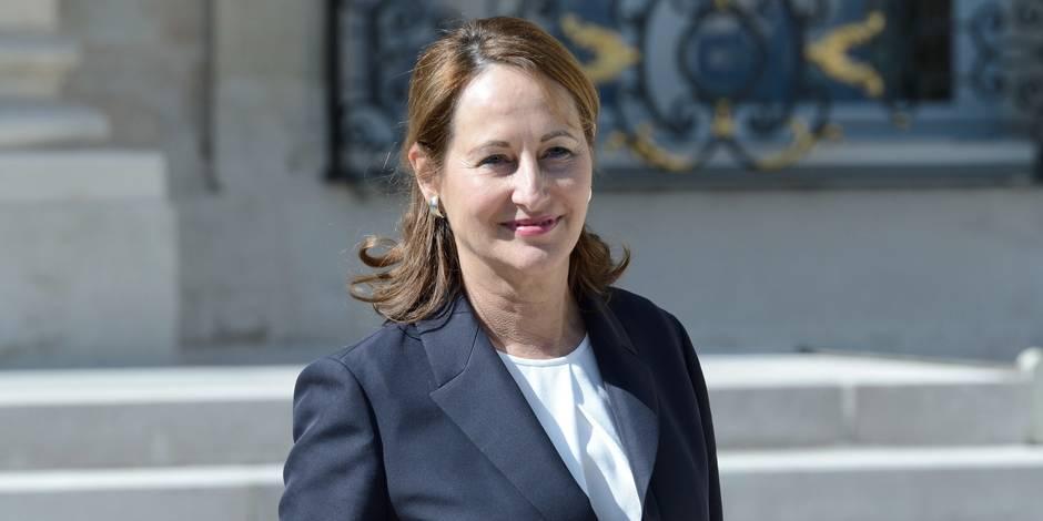 Emmanuel Macron recase Ségolène Royal