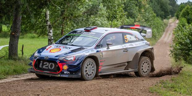 Rallye de Pologne: Thierry Neuville remporte son troisième rallye de la saison ! - La Libre